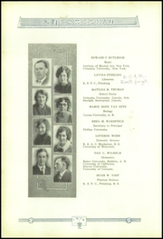 Page 12, 1926 Edition, Neodesha High School - Bluestreak Yearbook (Neodesha, KS) online yearbook collection