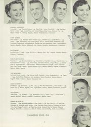 Page 17, 1953 Edition, Hugoton High School - Eagle Yearbook (Hugoton, KS) online yearbook collection