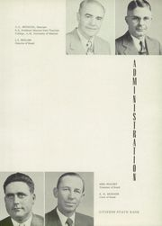 Page 9, 1953 Edition, Hugoton High School - Eagle Yearbook (Hugoton, KS) online yearbook collection