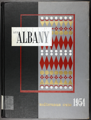 1954 Edition, Albany (CA 123) - Naval Cruise Book