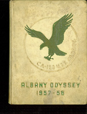 1958 Edition, Albany (CA 123) - Naval Cruise Book