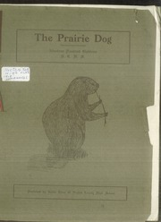 1918 Edition, Norton Community High School - Prairie Dog Yearbook (Norton, KS)