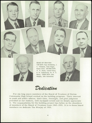 Page 10, 1955 Edition, Norton Community High School - Prairie Dog Yearbook (Norton, KS) online yearbook collection
