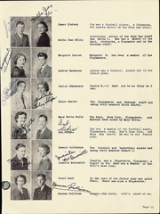 Page 17, 1938 Edition, Caney Valley High School - Kane Kan Yearbook (Caney, KS) online yearbook collection