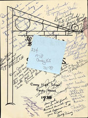 Page 7, 1938 Edition, Caney Valley High School - Kane Kan Yearbook (Caney, KS) online yearbook collection