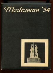 Medicine Lodge High School - Medicinian Yearbook (Medicine Lodge, KS) online yearbook collection, 1954 Edition, Page 1