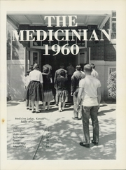 Page 5, 1960 Edition, Medicine Lodge High School - Medicinian Yearbook (Medicine Lodge, KS) online yearbook collection