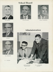 Page 7, 1960 Edition, Medicine Lodge High School - Medicinian Yearbook (Medicine Lodge, KS) online yearbook collection