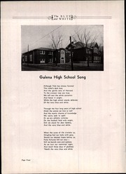 Page 8, 1938 Edition, Galena High School - Blue and White Yearbook (Galena, KS) online yearbook collection