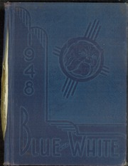 Galena High School - Blue and White Yearbook (Galena, KS) online yearbook collection, 1948 Edition, Page 1