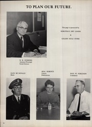 Page 14, 1968 Edition, Galena High School - Blue and White Yearbook (Galena, KS) online yearbook collection