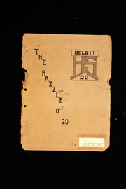 Page 1, 1920 Edition, Beloit High School - Trojan Yearbook (Beloit, KS) online yearbook collection