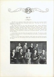 Page 38, 1930 Edition, Beloit High School - Trojan Yearbook (Beloit, KS) online yearbook collection
