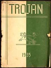 Page 1, 1935 Edition, Beloit High School - Trojan Yearbook (Beloit, KS) online yearbook collection