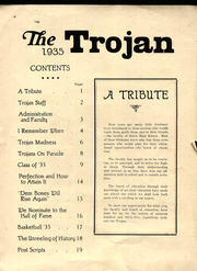 Page 3, 1935 Edition, Beloit High School - Trojan Yearbook (Beloit, KS) online yearbook collection