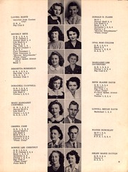 Page 13, 1944 Edition, Beloit High School - Trojan Yearbook (Beloit, KS) online yearbook collection