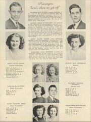 Page 12, 1946 Edition, Beloit High School - Trojan Yearbook (Beloit, KS) online yearbook collection