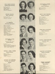 Page 16, 1946 Edition, Beloit High School - Trojan Yearbook (Beloit, KS) online yearbook collection
