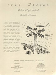 Page 5, 1946 Edition, Beloit High School - Trojan Yearbook (Beloit, KS) online yearbook collection