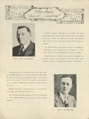 Page 8, 1946 Edition, Beloit High School - Trojan Yearbook (Beloit, KS) online yearbook collection