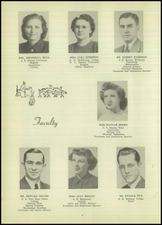 Page 10, 1949 Edition, Beloit High School - Trojan Yearbook (Beloit, KS) online yearbook collection