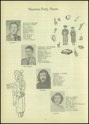 Page 12, 1949 Edition, Beloit High School - Trojan Yearbook (Beloit, KS) online yearbook collection