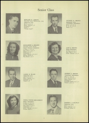 Page 13, 1949 Edition, Beloit High School - Trojan Yearbook (Beloit, KS) online yearbook collection