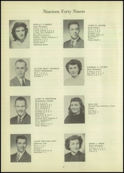 Page 14, 1949 Edition, Beloit High School - Trojan Yearbook (Beloit, KS) online yearbook collection