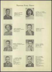 Page 15, 1949 Edition, Beloit High School - Trojan Yearbook (Beloit, KS) online yearbook collection