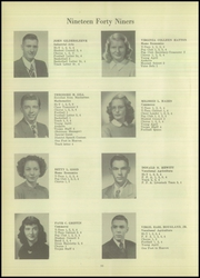 Page 16, 1949 Edition, Beloit High School - Trojan Yearbook (Beloit, KS) online yearbook collection