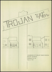 Page 7, 1949 Edition, Beloit High School - Trojan Yearbook (Beloit, KS) online yearbook collection