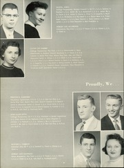 Page 10, 1957 Edition, Beloit High School - Trojan Yearbook (Beloit, KS) online yearbook collection