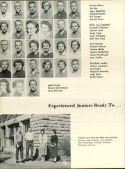 Page 16, 1957 Edition, Beloit High School - Trojan Yearbook (Beloit, KS) online yearbook collection