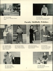 Page 6, 1957 Edition, Beloit High School - Trojan Yearbook (Beloit, KS) online yearbook collection
