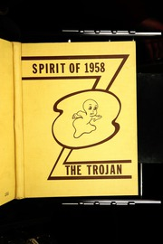 Beloit High School - Trojan Yearbook (Beloit, KS) online yearbook collection, 1958 Edition, Page 1