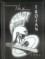 Beloit High School - Trojan Yearbook (Beloit, KS) online yearbook collection, 1963 Edition, Page 1