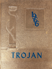 Beloit High School - Trojan Yearbook (Beloit, KS) online yearbook collection, 1966 Edition, Page 1