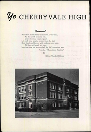 Page 8, 1939 Edition, Cherryvale High School - Echo Yearbook (Cherryvale, KS) online yearbook collection