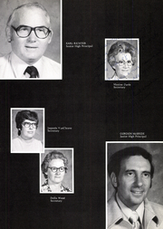 Page 9, 1977 Edition, Cherryvale High School - Echo Yearbook (Cherryvale, KS) online yearbook collection