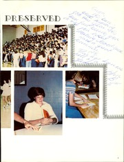 Page 7, 1980 Edition, Blue Valley High School - Reflections Yearbook (Stanley, KS) online yearbook collection