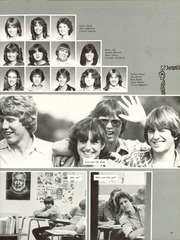 Page 99, 1981 Edition, Blue Valley High School - Reflections Yearbook (Stanley, KS) online yearbook collection