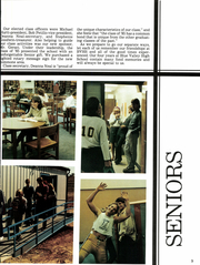 Page 13, 1985 Edition, Blue Valley High School - Reflections Yearbook (Stanley, KS) online yearbook collection