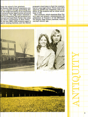 Page 7, 1985 Edition, Blue Valley High School - Reflections Yearbook (Stanley, KS) online yearbook collection