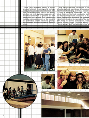 Page 8, 1985 Edition, Blue Valley High School - Reflections Yearbook (Stanley, KS) online yearbook collection
