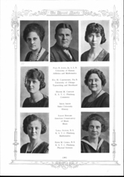 Page 11, 1924 Edition, Rosedale High School - Mounty Marty Yearbook (Kansas City, KS) online yearbook collection