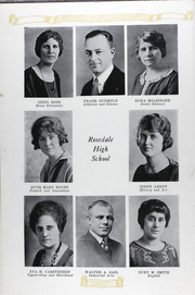 Page 16, 1925 Edition, Rosedale High School - Mounty Marty Yearbook (Kansas City, KS) online yearbook collection