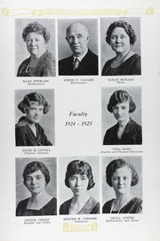 Page 17, 1925 Edition, Rosedale High School - Mounty Marty Yearbook (Kansas City, KS) online yearbook collection