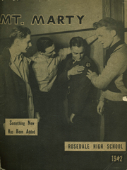 Page 1, 1942 Edition, Rosedale High School - Mounty Marty Yearbook (Kansas City, KS) online yearbook collection