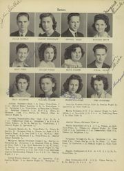 Page 12, 1942 Edition, Rosedale High School - Mounty Marty Yearbook (Kansas City, KS) online yearbook collection
