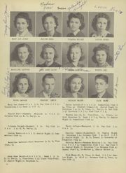 Page 14, 1942 Edition, Rosedale High School - Mounty Marty Yearbook (Kansas City, KS) online yearbook collection